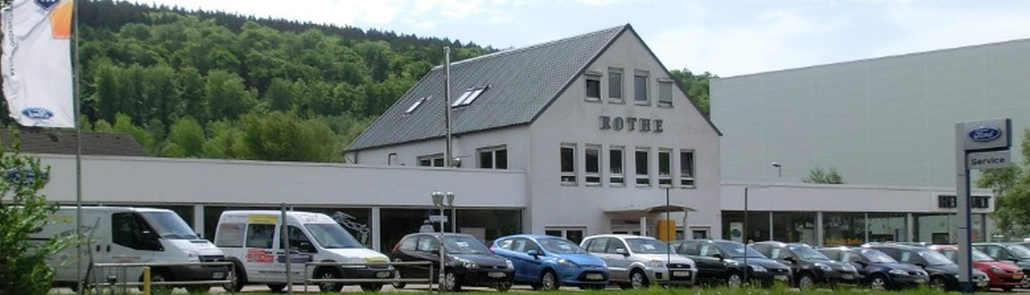 Autohaus-Rothe-Ford